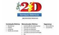 Logo 2D Soluções em Engenharia e Consultoria em Centro