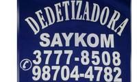Logo de Saykom Dedetizadora em Parque Fluminense