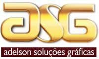 Logo de Asg - Adelson Soluções Gráficas em Consolação