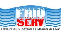 Logo de Frioserv - Refrigeração em Cruz das Armas