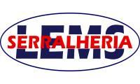 Logo Lems Serralherias em Mata do Jacinto