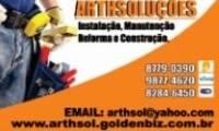 Logo de Arthsoluções