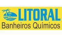Logo de Litoral Banheiros Quimicos em Areias