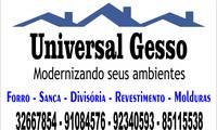 Logo de Jm Universal Gesso em Hípica