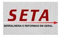 Logo de Seta Serralheria E Reformas em Geral