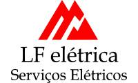 Logo de LF Elétrica Serviços em Ar-Condicionado