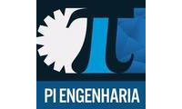 logo da empresa Pi engenharia e soluções em ambientes