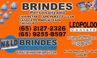 Logo de Nld Brindes Personalizados em Cidade Alta