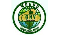 Logo de Mundo do GNV Manaus em São Francisco