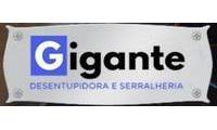 Logo de Gigante Desentupidora 24 Horas