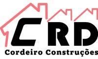 Logo de CRD Cordeiro Construções