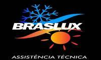 Logo de BRASLUX em São José