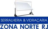 Logo de Serralheria e Vidraçaria ZN em Del Castilho