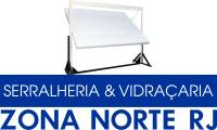 Logo Serralheria Zona Norte - Rj em Del Castilho