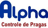 Logo de Alpha Dedetizadora E Desentupimento em Monte Castelo