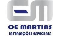 Logo de E M Instalações em Del Castilho