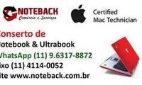 Logo de NOTEBACK Comércio e Serviços de Informática em Santana