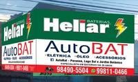 Logo de AutoBAT - Especialista em Baterias em Paranoá