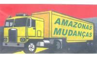 logo da empresa Amazonas Mudanças e Guarda Móveis