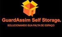 Logo de GuardAssim Self Storage em Pico do Amor