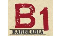 Logo de Barbearia B1 em Boca do Rio