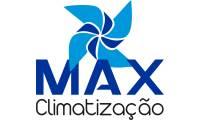 Logo de Max Climatização