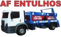Logo de A F Remoção de Entulhos em Petrópolis