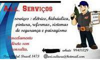 Logo de All Serviços em Santo Afonso