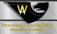 Logo de Wa Segurança Eletrôncia
