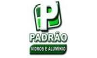 Logo de P. Padrão Vidros e Alumínio