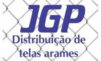 Logo de Distribuição de Telas Gjp