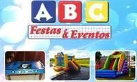 Logo de ABC Festas e Eventos - Aluguel de Brinquedos em Goiânia e Região Metropolitana