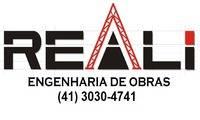 Logo de REALI ENGENHARIA em Sítio Cercado