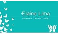 Logo Psicóloga Elaine Lima em Setor Bueno