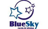 Logo de Blue Sky Escola de Idiomas em Farroupilha
