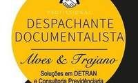 Logo de Alves & Trajano Despachantes Documentalistas em Manoel Honório