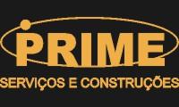 Logo de Prime serviços & construções
