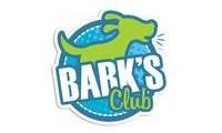 Logo de Bark's Club em Indianópolis
