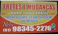 Logo de Neto - Fretes & Mudanças
