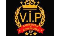 Logo de VIP Camiseteria e Confecções DF -Camisetas persona em Samambaia Norte (Samambaia)