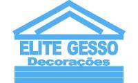 Logo de Elite Gessos E Decorações em Ponte Nova