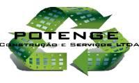 Logo de Potenge Construção E Serviços em Areal (Águas Claras)