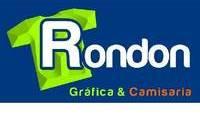 Logo de Rondon Gráfica em Nova Floresta