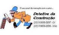 Logo Detetive da Construção