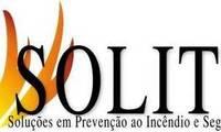 Logo de SOLITEC SOLUÇÕES EM COMBATE AO INCÊNDIO E SEGURANÇA DO TRABALHO em Fátima