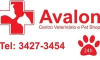 Logo de Centro Veterinário Avalon E Pet Shop em Setor de Habitações Individuais Sul