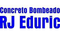 Logo de Concreto Bombeado Rj Eduric em Comendador Soares
