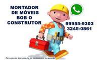 Logo de Montador de Móveis Bob O Construtor em Cidade Industrial
