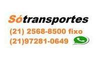 Logo SóTransportes - Aluguel de Vans em Tijuca