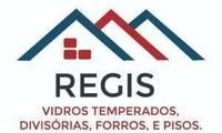 Logo de Regis - Divisórias e Vidros Temperados